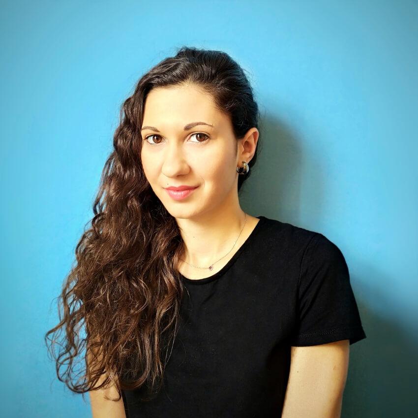 Στεφανία Καρκαμάνη - Ψυχολόγος - Ψυχοθεραπεύτρια - Θεσσαλονίκη - Φωτογραφία